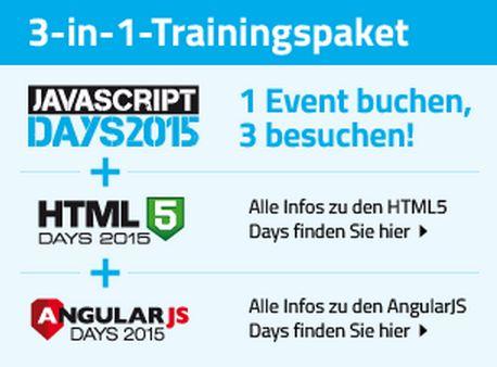 3-1-Paket JS Days