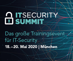 IT Security Summit 2020