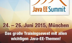 Java EE Summit 2015