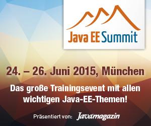 Java EE Summit 2015