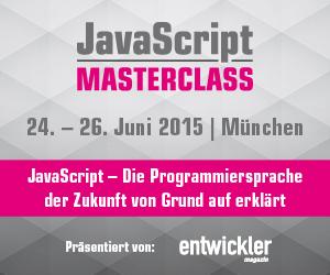 JavaScript Masterclass 2015