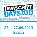 JavaScriptDays Banner