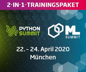 ML & Python Summits 2020
