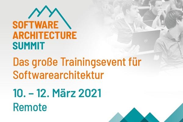 Software Architecture Summit 2021